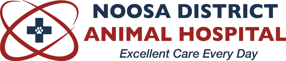 Noosa District Animal Hospital logo